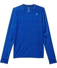 Pánské tričko adidas Supernova Long Sleeve Tee Men modrá