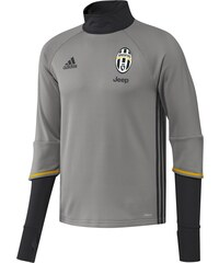Pánské tričko adidas Juve Trg Top šedá