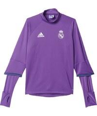 Pánské tričko adidas Real Trg Top fialová