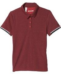 Dámské tričko adidas Uncontrol Climachill Polo vínová