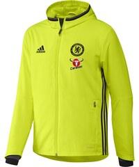 Pánská bunda adidas Cfc Pre Jkt žlutá