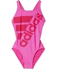 Dámské plavky adidas Inf Solid One Piece růžová