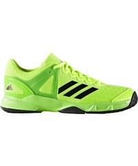 Dětská obuv adidas Court Stabil J žlutá