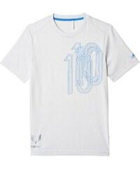 Dětské tričko adidas Messi Icon Tee bílá