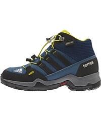 Dětská obuv adidas Terrex Mid Gtx K modrá
