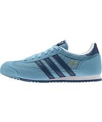 Dětská obuv adidas Dragon J modrá