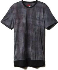 Pánské tričko adidas Rose Cut And Sew Tee šedá