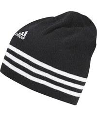 Čepice adidas Performance 3 Stripes Beanie černá