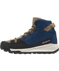 Pánská obuv adidas Cw Winterpitch Mid Cp modrá