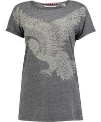 O'Neill Volnočasové triko šedá XS