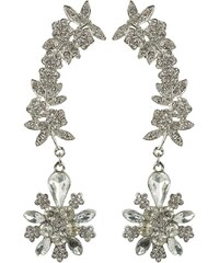 Topshop Boucles d'oreilles silvercoloured