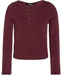 New Look 915 Generation Tshirt à manches longues dark burgundy