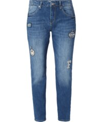 MAC Stone Washed Boyfriend Fit Jeans