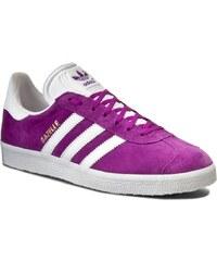 Boty adidas - Gazelle BB5484 Shopur/White/Goldmt