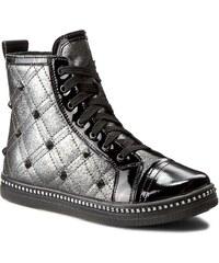 Kotníková obuv BARTEK - 97133-1JL Czarny