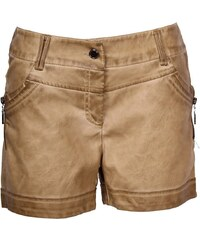Mouvance Short Short en simili-cuir HINA