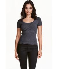 H&M MAMA 2 trička na kojení
