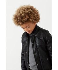 Mango Kids - Dětská bunda Blacky 110-164 cm