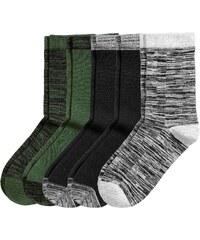 H&M Balení: 5 párů ponožek