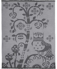 Přehoz Taika 130x180, šedý Iittala