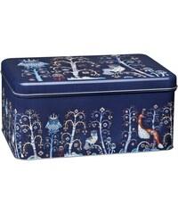Plechový box Taika, modrý Iittala
