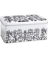 Plechový box Taika, černý Iittala
