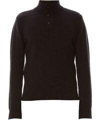 Schott Pullover - schwarz