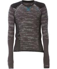 Odlo EVOLUTION WARM Blackcomb - T-shirt - gris