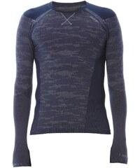 Odlo EVOLUTION WARM Blackcomb - T-shirt - bleu