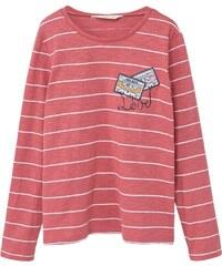 Mango Kids T-shirt - rouge