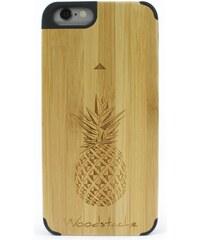 Woodstache Tropical - Coque pour iPhone 6 et 6S - beige