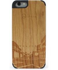 Woodstache Venice - Coque pour iPhone 6 et 6S - marron clair