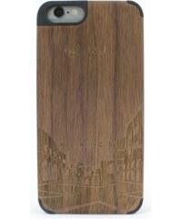 Woodstache Venice - Coque pour iPhone 6 et 6S - marron