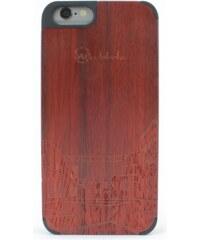 Woodstache Venice - Coque pour iPhone 6 et 6S - bordeaux