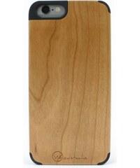 Woodstache Coque pour iPhone 6 et 6S - marron clair