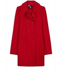 Sinequanone Absolu - Manteau en laine mélangée - rouge