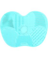 Lesara Reinigungsmatte für Make-up-Pinsel - Hellblau