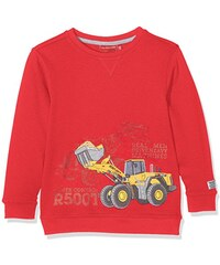 SALT AND PEPPER Jungen Sweatshirt Sweat Builder Bagger