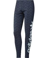 Dámské kalhoty adidas Track Denim Leg