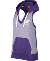 Nike dámské tílko Gym Vintage Vest-Cb 728236-547