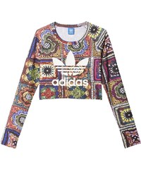 adidas dámské tričko Crochita Ls Tee