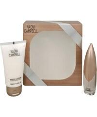 Naomi Campbell Naomi Campbell - toaletní voda s rozprašovačem 15 ml + tělové mléko 50 ml