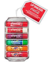 Lip Smacker Sada dětských balzámů na rty s příchutí limonád Coca-Cola (Tinbox)6 ks