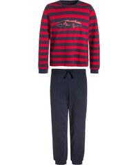 Schiesser Pyjama dunkelblau