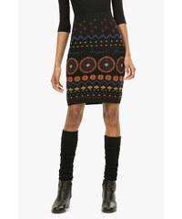 Desigual černá sukně Roxi