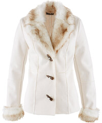 bpc selection Veste blanc manches longues femme - bonprix