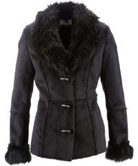 bpc selection Veste noir manches longues femme - bonprix