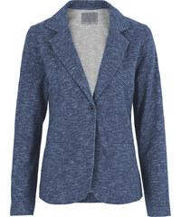 RAINBOW Blazer sweat-shirt bleu femme - bonprix