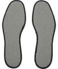 Shoeboys Schuhsohle / Fußbett Aktivkohleeinlagen grau
