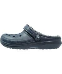 Crocs CLASSIC Pantolette flach navy/charcoal